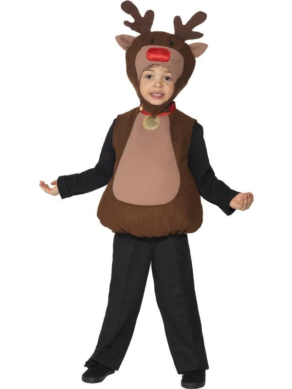 Little Reindeer Costume Boy Fancy Dress