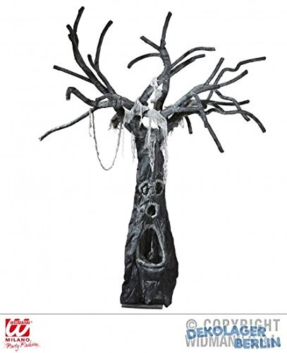 HAUNTED HALLOWEEN TREE - 180x200cm