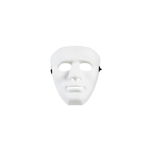 ANONYMOUS MASK - WHITE