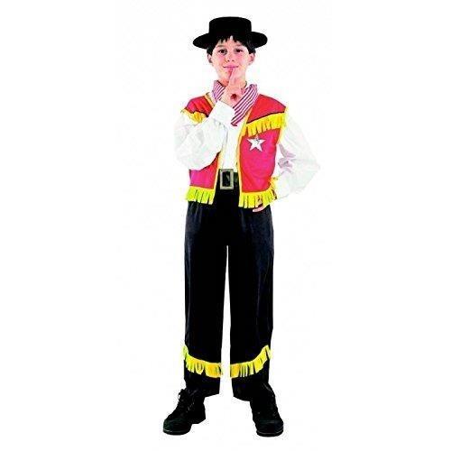 Sheriff / Cowboy Set 116 - 128cm Boys Fancy Dress Costume