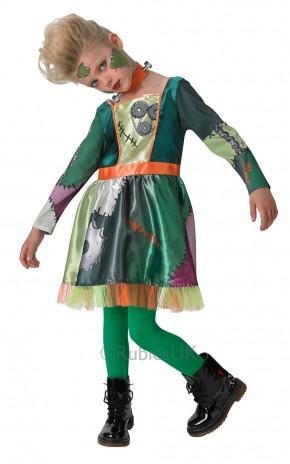 Frankie Girl Kids Halloween Fancy Dress