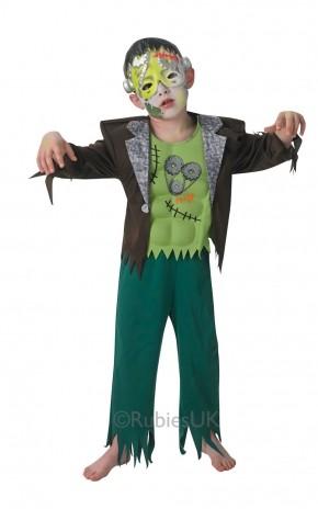 Frankie Boy Kids Halloween Fancy Dress