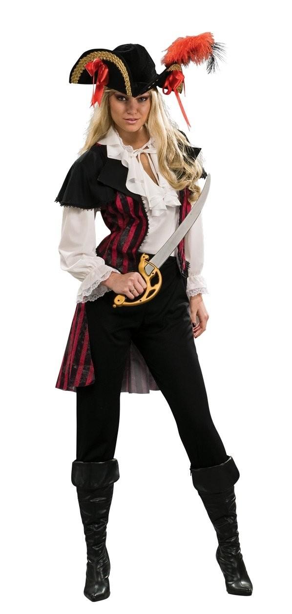 Costume set Pirate Marie La Fay