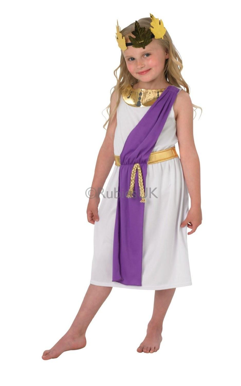Roman Girl - Kids Costume Book Week Idea Fancy Dress