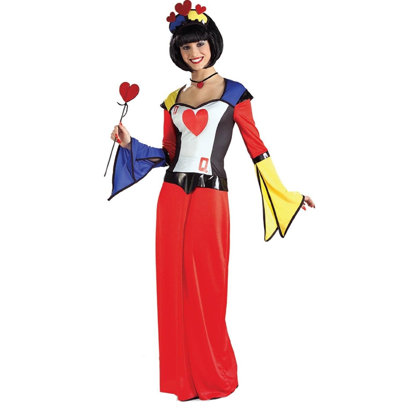 Costume Co Queen Of Hearts Dress Adult Costume (TEEN)