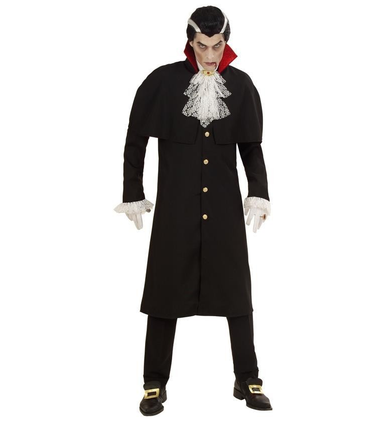 Count Dracula Heavy Fabric XL Adult Mens Fancy Dress Costume