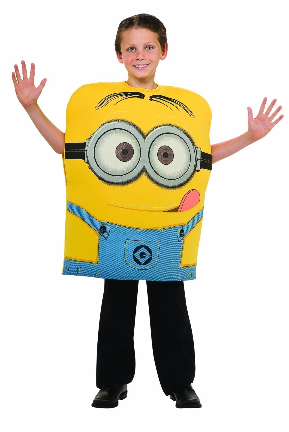 MINION DAVE KIDS FANCY DRESS Despicable Me Movie - Small
