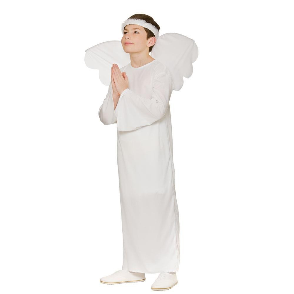 Angel Nativity XL UK 11 - 13 Children Fancy Dress Costume
