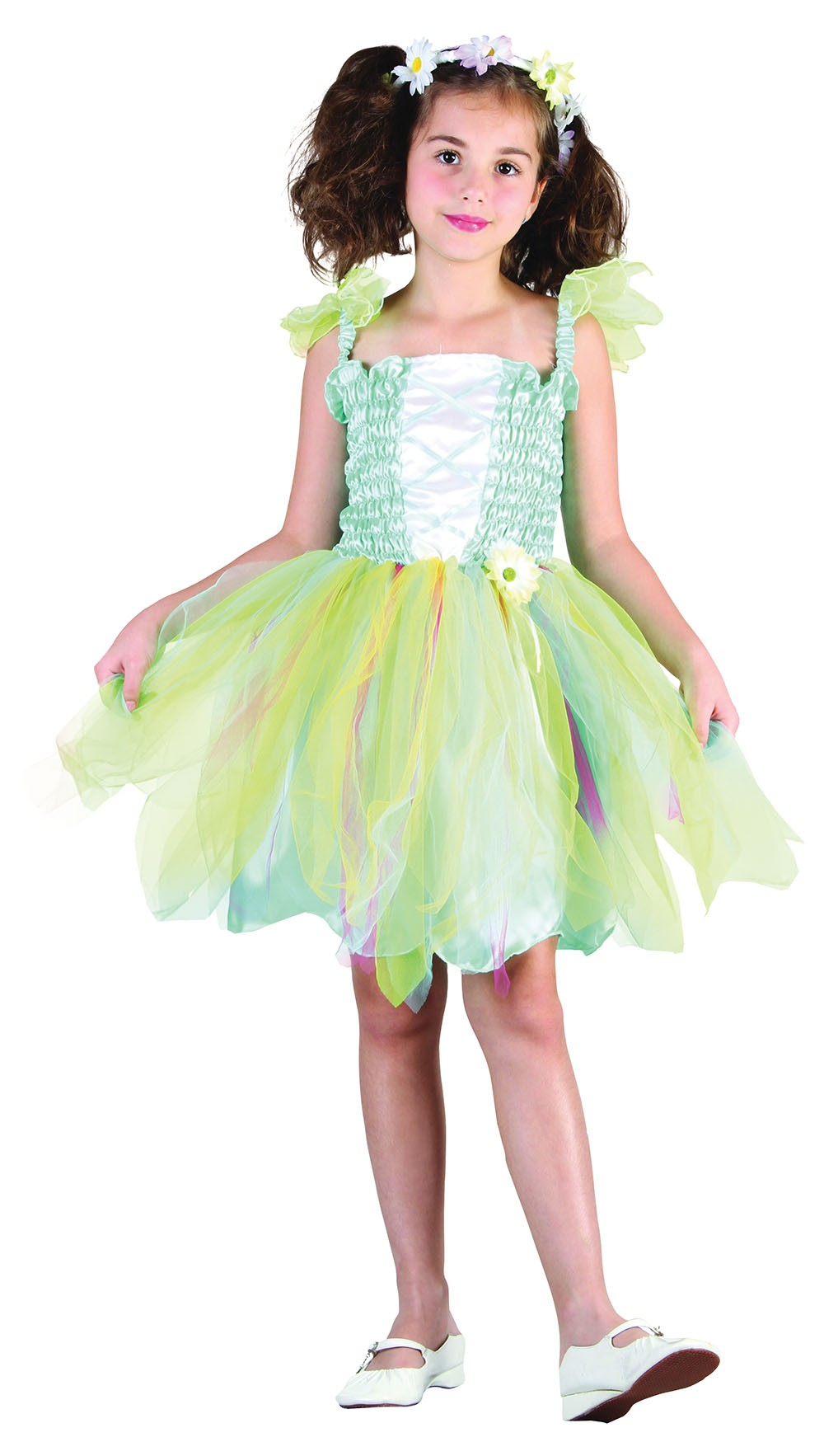 Flower Princess (L) costume Kids Fancy Dress
