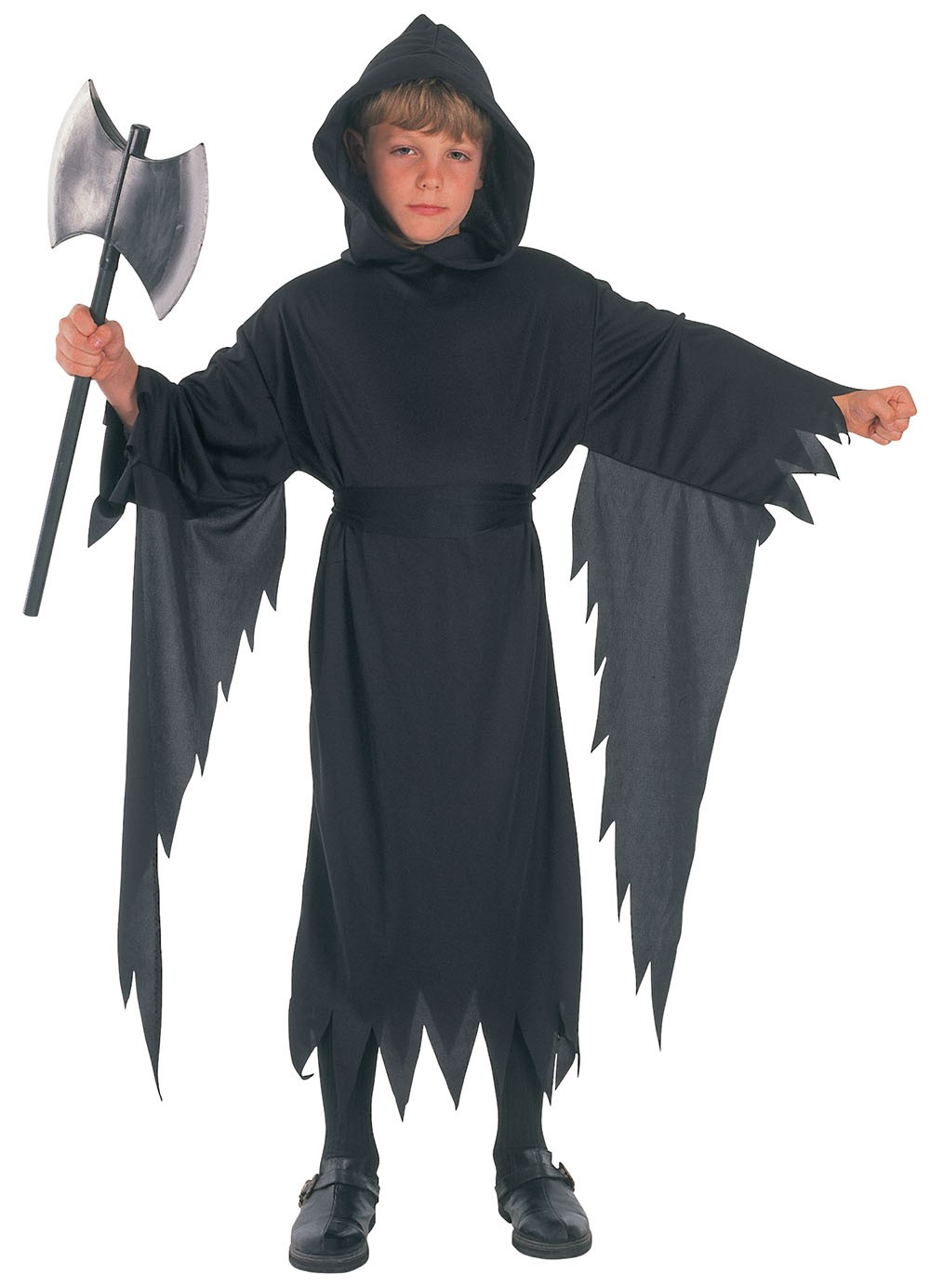Demon. Budget (M) costume Kids Fancy Dress