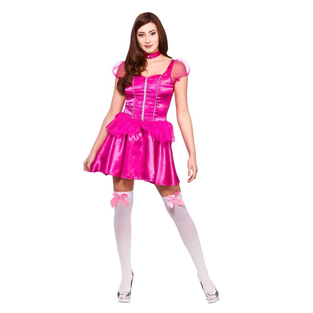 Darling Princess sexy Ladies Fancy Dress Red Halloween Costume