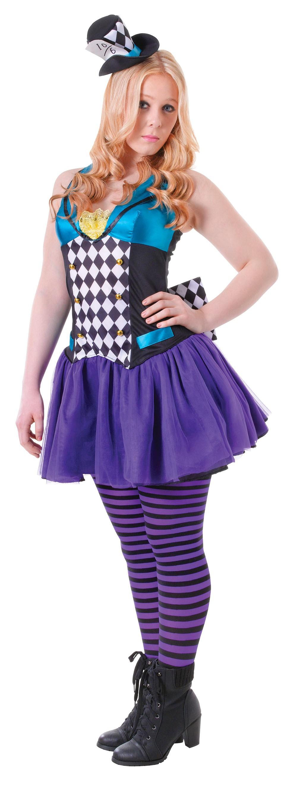 Mad Hatter  costume Adult Fancy Dress
