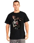 Morph Digital Dudz Beating Heart Zombie Shirt XXLarge Fancy Dress Costume