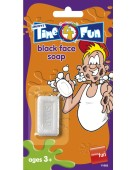 Black Face Soap, Time 4 Fun Fancy Dress Accessories Costume