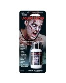 Liquid Latex 1Oz Blood Halloween Fancy Dress Accessory