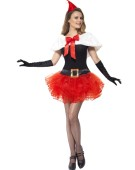 Santa Instant Kit Costume Woman Christmas Fancy Dress