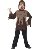 Wolf Monster Instant Kit Fancy Dress Unisex Kids Costume