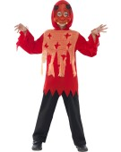 Devil Instant Kit Fancy Dress Unisex Kids Costume