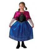 Disney Frozen Deluxe Anna Costume Film Fancy Dress