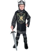 Warrior King Fancy Dress Boy Historical Army Costume