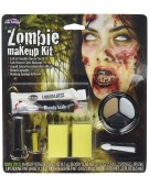 Scary Zombie Wound Halloween Makeup Kit Fancy Dress Accessory