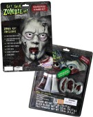 Graveyard Zombie Kit Halloween Accessory Costume For Adults