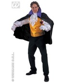 Count Dracula Set Medium Adult Mens Fancy Dress Costume