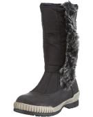 """Antonio Dolfi Women's Snow Black Size UK 6.5"""" Adult Boots"""
