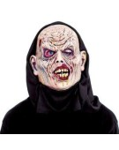 Foam Faces - Putrid Halloween Adult Mask Fancy Dress costume