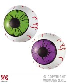 Inflatable Eye 35cm Halloween Theme Inflatable Blow-Up Party Decoration for Fancy Dress Accessory
