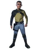 STAR WARS Fancy Dress Kanan Jarrus Deluxe Kids Costume