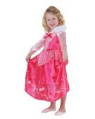 Official Royal Sleeping Beauty Child Fancy Dress Disney Costume