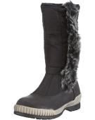 """Antonio Dolfi Women's Snow Black Size UK 3"""" Adult Boots"""