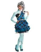 Frankie Stein Sweet 1600 Monster High movie Kids Costume