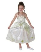 Disney Princess Tiana Royale Costume Kids Fancy Dress
