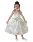 Disney Princess Tiana Royale Costume Kids Fancy Dress
