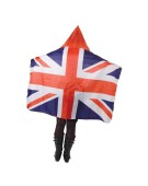 G.B Giant Body Flag 3ft x5ft Adult Fancy Dress Accessory