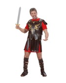 Gladiator Roman Spartacus Large UK 42 - 44 Adult Mens Fancy Dress Costume