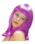 Fashion Wig Patsy Pink Adult Fancy Dress Accessory
