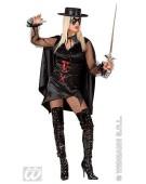 La Bandida Masked Avenger Set Adult Fancy Dress Costume