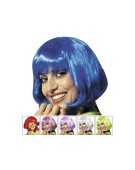 Party Wig in Box One Size Adult Fancy Dress Accessory