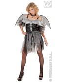 Derelict Angel Set Medium UK 10 -12 Adult Ladies Fancy Dress Costume