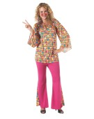 Big Mama One Size Adult Ladies Fancy Dress Costume
