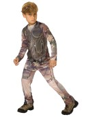 Soldier 3D. 128cm   costume Kids Fancy Dress
