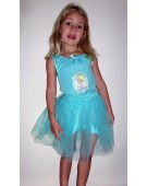 Official Disney Frozen Character Fancy Dress Party Tutu Costume