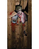 Halloween Door Poster 6ft x 3ft costume Fancy Dress