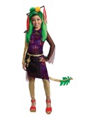 Child Deluxe Monster High Fancy dress Jinafire Long Girls Costume