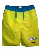 Character Boys Minions Swimming Surf Shorts or Trunks