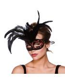 Milano Eyemask Mask for Masquerade Fancy Dress