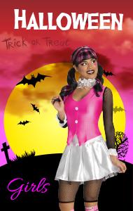 Halloween - Girls